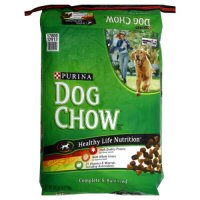 Purina Dog Chow Healthy Life Nutrition Dry Dog Food 20LB Bag product image