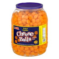 Utz Barrel of Cheese Balls 28oz product image