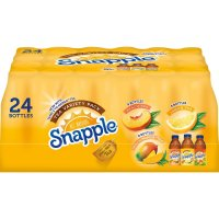 Snapple Tea Variety Pack 24CT Case 20oz Bottles product image
