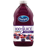 Ocean Spray 100% Juice Cranberry & Concord Grape 60oz BTL product image