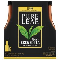 Pure Leaf Brewed Tea Lemon 18.5oz 6Count product image