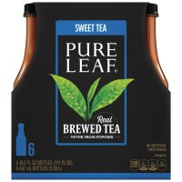 Pure Leaf Brewed Tea Sweet Tea 18.5oz 6Count product image
