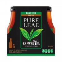 Pure Leaf Brewed Tea Unsweetened Black Tea 16.9oz 6Count product image