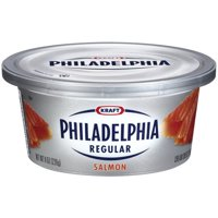 Philadelphia Flavors Cream Cheese Smoked Salmon 7.5oz Tub product image