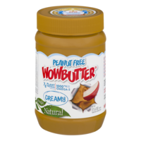 WOWBUTTER Creamy Toasted Soy Spread 17.6oz Jar product image
