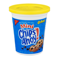 Nabisco Mini Chips Ahoy Go-Paks! 1CT 3.5oz PKG product image