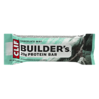 Clif Builder's 20g Protein Bar Chocolate Mint 2.4oz Bar product image