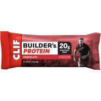 Clif Builder's 20g Protein Bar Chocolate 2.4oz Bar product image