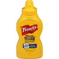 French's Classic Yellow Mustard 8oz Squeeze BTL product image