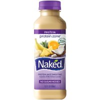 Naked Protein Juice Smoothie Protein Zone 15.2oz BTL product image