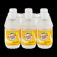 Canada Dry Tonic Water 6PK of 10oz BTLS product image
