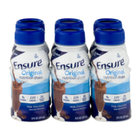 Ensure Original Nutrition Shake Milk Chocolate 8oz EA 6PK product image