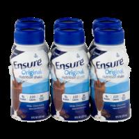 Ensure Original Nutrition Shake Milk Chocolate 8oz EA 6PK product image