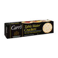 Carr's Table Water Crackers 4.25oz Box product image