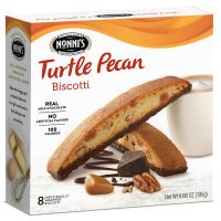 Nonni's Biscotti Turtle Pecan Biscotti 6.88oz Box product image