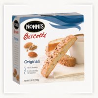 Nonni's Biscotti Originali 5.52oz Box product image