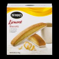 Nonni's Biscotti Limone 6.88oz Box product image