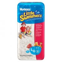Huggies Little Swimmers Large (32+ LB) 10CT product image