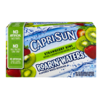 Capri Sun Roarin Waters Strawberry Kiwi 10CT of 6oz EA product image