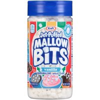 Kraft Jett Puffed Mallow Bits Vanilla 3oz Jar product image