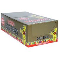 Haribo Gold Bears 24 Count Box 2oz Bags product image