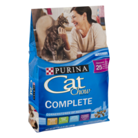 Purina Cat Chow Complete Formula Dry Cat Food 3.15LB Bag product image