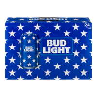 Bud Light Beer Suitcase 24CT 12oz Cans *ID Required* product image
