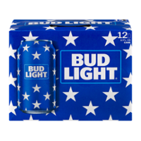 Bud Light Beer 12CT 12oz Cans *ID Required* product image