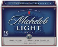 Michelob Light Beer 12CT 12oz Cans *ID Required* product image