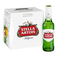 Stella Artois Beer 12CT 11.2oz Bottles *ID Required* product image