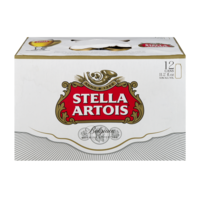 Stella Artois Beer 12CT 11.2oz Cans *ID Required* product image