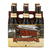 Redbridge Beer Gluten Free 6CT 12oz Bottles *ID Required* product image