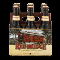 Redbridge Beer Gluten Free 6CT 12oz Bottles *ID Required* product image