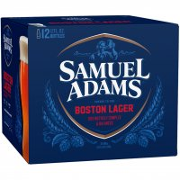 Samuel Adams Boston Lager Beer 12CT 12oz Bottles *ID Required* product image