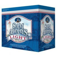 Samuel Adams Light Beer 12CT 12oz Bottles *ID Required* product image
