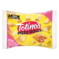 Totino's Pizza Rolls Supreme 50CT 24.8oz Bag product image