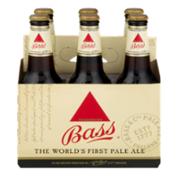 Bass Pale Ale Beer 6CT 12oz Bottles *ID Required* product image
