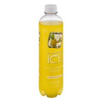 Sparkling Ice Flavored Sparkling Spring Water Coconut Pineapple 17oz Bottle product image