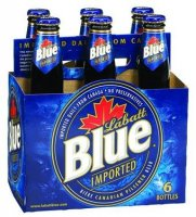 Labbatt Blue Beer 6CT 11.5oz Bottles *ID Required* product image