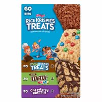 Kellogg's Rice Krispies Treats Variety Pack 60CT Box product image