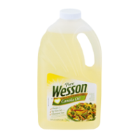 Wesson Canola Oil Pure 64oz BTL product image