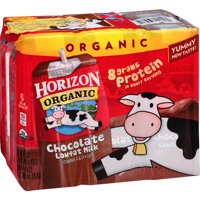 Horizon Organic Milk Chocolate Lowfat 6PK 8oz EA product image