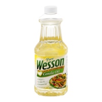 Wesson Canola Oil Pure 48oz BTL product image