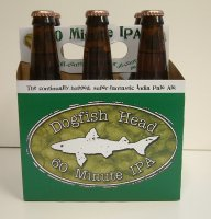 Dogfish Head 60 Minute IPA Beer 6CT 12oz Bottles *ID Required* product image