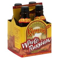 Kahlua White Russian Ready-to-Drink Liqueur 200ml Bottles 4PK *ID Required* product image