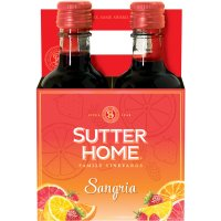 Sutter Home Sangria Wine 4Pack 187ml Bottles  *ID Required* product image