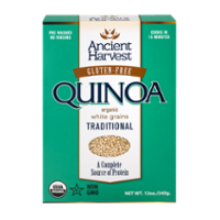 Ancient Harvest Organic Quinoa 12oz BOX product image