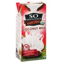 So Delicious Original Coconut Milk 32oz product image