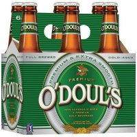 O'Doul's Non-Alcohol Brew Malt Beverage 6CT 12oz Bottles product image