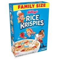 Kellogg's Rice Krispies Cereal 24oz Box product image